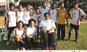Minas Gerais conquista 4º lugar nas Paralimpíadas Escolares 2012