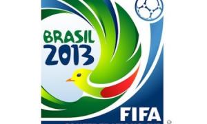 FIFA inicia a pré-venda de ingressos para a Copa das Confederações
