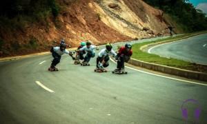 Downhill – A fórmula 1 do Skate
