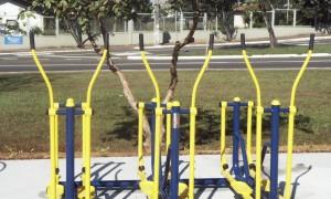 SEEJ busca empresa para instalação de academia ao ar livre na Cidade Administrativa.