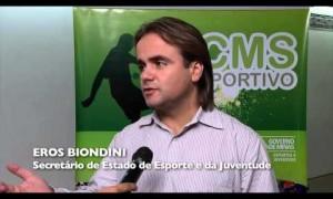 Governo de Minas capacita gestores do ICMS Esportivo