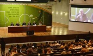 Reunião realizada dia 02/04 debate preparativos para a Copa das Confederações