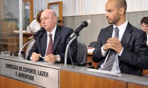 Aumento do repasse do ICMS Esportivo é defendido na Assembléia Legislativa de Minas Gerais