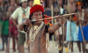 II Jogos Indígenas de Minas Gerais começam dia 24 de julho em Carmésia.