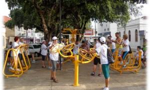Academias públicas de BH têm orientações para prática de exercícios