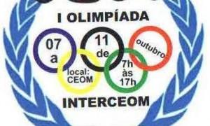 """I Olimpíada InterCEOM"" de Campo Belo"