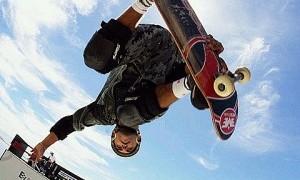 Skate: um esporte milionário