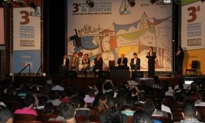 Vida saudável é destaque durante a Conferência Estadual da Juventude