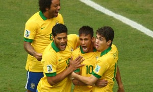 Reveja os Gols do Brasil na Copa das Confederações 2013