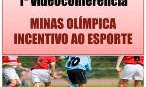 SEEJ realizará primeira videoconferência do Minas Olímpica Incentivo ao Esporte