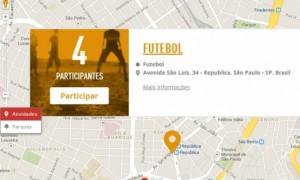 Google lança plataforma para incentivar prática de esportes nas cidades brasileiras.
