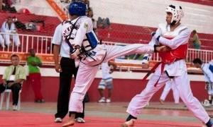 CTE realiza captação de talentos do Taekwondo