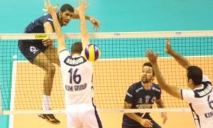 Sada Cruzeiro vence Matin Varamin e encaminha classificação – O TEMPO