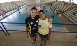 Após seis meses, mãe e filha se reencontram nos Jogos Escolares da Juventude