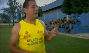 """Projeto """"Correndo para o Futuro"""" revela atletas em Lagoa da Prata"""