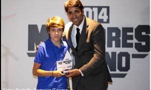 Destaques do JEMG e dos Jogos de Minas são premiados em Belo Horizonte.