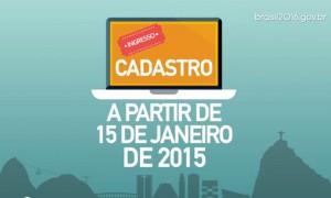 Rio 2016 apresenta programa para a venda de 7,5 milhões de ingressos.