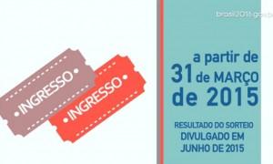 Ingressos para os Jogos Olímpicos – www.brasil2016.gov.br