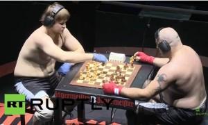 Série Esportes Curiosos: Chess Boxing