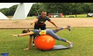 Confira alguns exercícios para o abdômen.