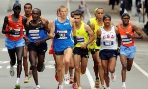 5 coisas que acontecem com o seu corpo durante uma maratona.