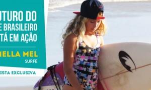 A nova geração do surfe brasileiro: Pamella Mel