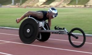 Primeiro atleta estrangeiro treina no CTE.