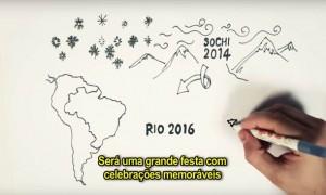 Draw My Life – Movimento Olímpico!