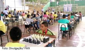 Por meio de Lei de Incentivo, Federação de Xadrez promove Circuito Escolar