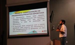 Secretaria de Estado de Esportes realizou Seminário ICMS Esportivo na Cidade Administrativa.