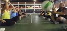Aprenda a ensinar: vôlei sentado – Transforma Rio 2016