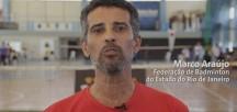 Aprenda a ensinar: badminton – Transforma Rio 2016.