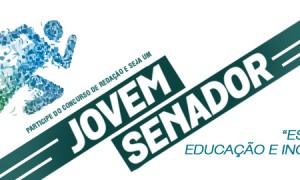 """9º Concurso de Redação do Senado Federal tem como tema """"Esporte: Educação e Inclusão""""."""