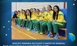 Campeonato Mundial Escolar de Futsal na Croácia é conquistado por Equipe Mineira
