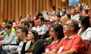 Seminário do ICMS Esportivo reúne representantes de 60 municípios na Cidade Administrativa/BH.