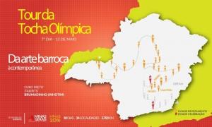 Da arte barroca à contemporânea, Tocha visita o patrimônio cultural de Minas