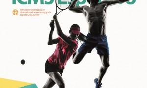 Relatório dos Indicadores Preliminares do ICMS Solidário Critério Esportes ano base 2015