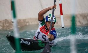 Mineiros na Rio 2016: conheça Ana Sátila, principal representante brasileira na canoagem