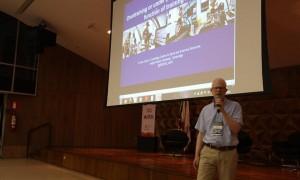 Último dia de Conferência na UFMG aborda aspectos científicos do esporte