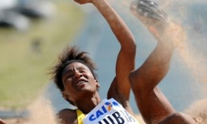 Mineiros na Rio 2016: conheça Núbia Soares, bicampeã do JEMG em salto triplo