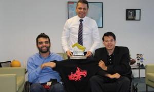 Equipe de Minas Gerais é campeã brasileira de rúgbi em cadeira de rodas