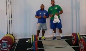Mineiros na Rio 2016: conheça Mateus Filipe e Welisson Rosa, halterofilistas de Viçosa