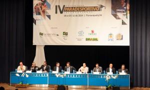 Belo Horizonte sedia, em outubro, o V Congresso Paradesportivo Internacional