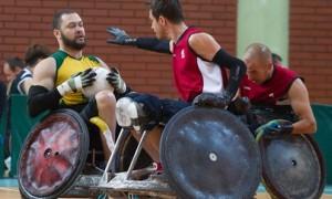 Mineiros nas Paralimpíadas 2016: conheça Davi Abreu, atacante da seleção no Rugby em Cadeira de Rodas