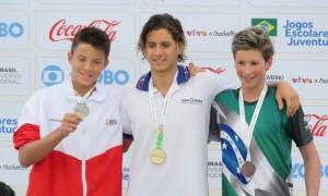 Minas Gerais conquista primeira medalha nos Jogos Escolares da Juventude