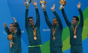 Em primeira paralímpiada em território latino, mineiros conquistam oito medalhas