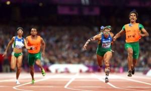 Mineiros nas Paralimpíadas 2016: conheça Terezinha Guilhermina, esperança de medalhas para o Brasil no atletismo