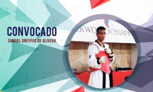Atleta filiado à Federação de Taekwondo de Minas Gerais é convocado para Surdolimpíadas