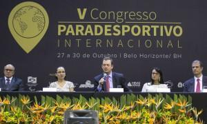 Encerrado, em Belo Horizonte, maior evento científico do Brasil sobre o esporte paralímpico