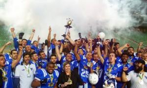 Equipe mineira conquista Liga Nacional de Futebol Americano